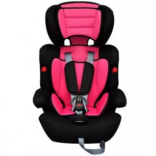 Auto-Kindersitz Kindersitz rosa - Vorschau 1