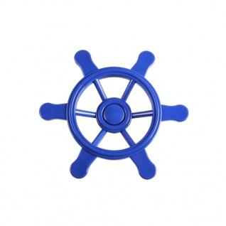 Swing King Piratenrad klein 21, 5 cm blau 2552010