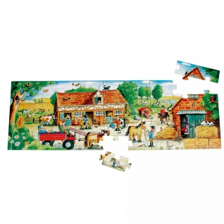 Beleduc Bodenpuzzle Pony 16208