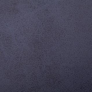 vidaXL Esszimmerstühle 2 Stk. Grau Wildleder-Optik - Vorschau 2