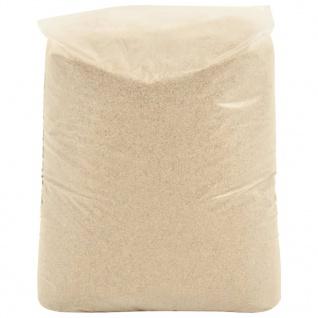vidaXL Filtersand 25 kg 0, 4-0, 8 mm - Vorschau 4
