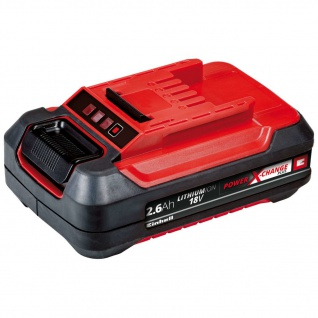 Einhell Akku Power X-Change Plus 18 V 2, 6 Ah 4511436