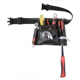 Toolpack Werkzeuggürtel 1 Tasche Leder Industrial 366.002