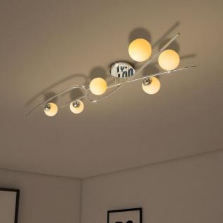 vidaXL Deckenleuchte mit 6 LED-Glühlampen G9 240 W - Vorschau 3