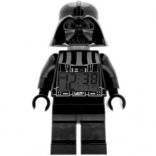 LEGO Wecker Star Wars Darth Vader Kunststoff 9002113