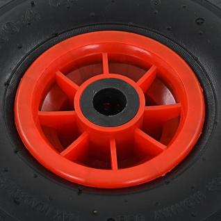 vidaXL Sackkarrenräder 4 Stk. Gummi 3, 00 - 4 (260x85) - Vorschau 2