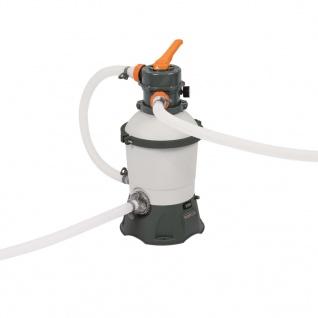 Bestway Sandfilterpumpe Flowclear 2.006 L/h 5851515
