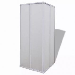 Duschkabine Duschabtrennung Rechteckig 90 x 90 cm - Vorschau 3