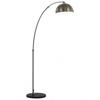 vidaXL Bogenlampe 60 W Silbern E27 170 cm