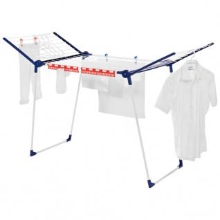 Leifheit Wäscheständer Pegasus 200 mit 4 Kleinteilehaltern - Vorschau 3
