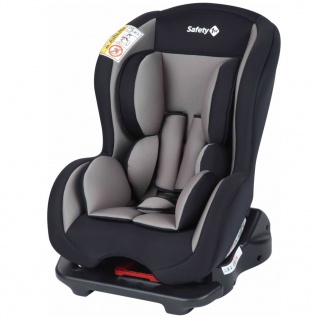 Safety 1st 2-in-1 Autositz Sweet Safe 0+1 Schwarz und Grau 8015764000
