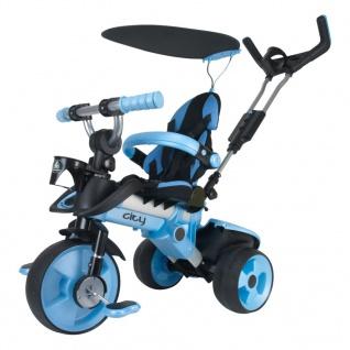 INJUSA Trike City Blau 3261