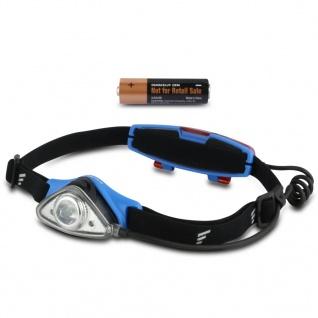 FAVOUR Stirnlampe AIRBAND 55 lm Blau H1311