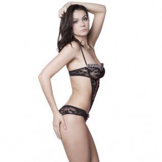 Sexy Lingerie Dessous Body Reizwäsche Bikini Gr. L / XL - Vorschau 2