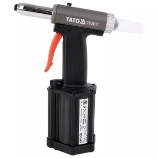YATO Pneumatische Nietpistole 2, 4-5 mm YT-36171