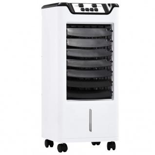 vidaXL 3-in-1 Mobiler Luftkühler Luftbefeuchter Luftreiniger 60 W