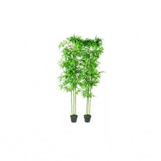 2 x Kunstbambus Bambus Kunstbaum 1, 90m