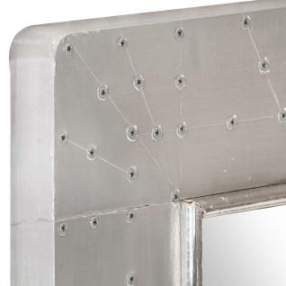 vidaXL Aviator-Spiegel 50x50 cm Metall - Vorschau 5