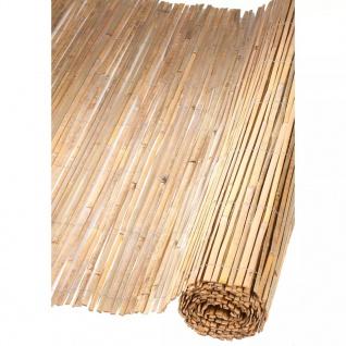 Nature Gartensichtschutz 500x100 cm Bambus 6050120