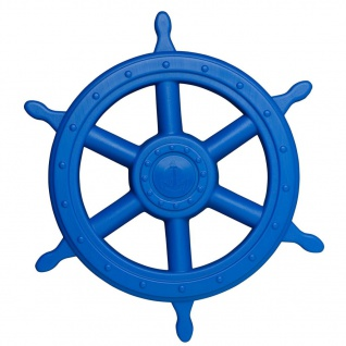 Swing King Piratenrad groß 40 cm blau 2552018