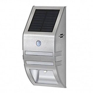 Brennenstuhl Solare LED-Wand- und Pfostenleuchte IP44