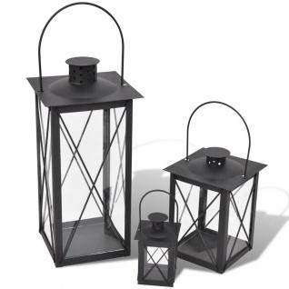 Windlicht Kerzenhalter Gartenlampe Gartenlaterne A