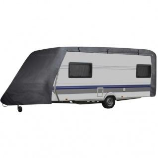 Wohnwagen Caravan Schutzdach Cover Schutzhülle 5.18 - 6.09m