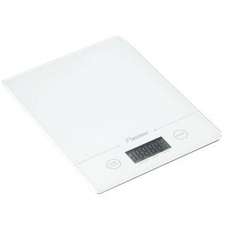 Bestron Küchenwaage 5 kg Weiß AKS700W