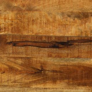 vidaXL Esstisch 180 x 90 x 76 cm Mango-Massivholz - Vorschau 2