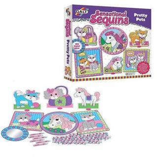 Galt Toys Sensationelles Pailletten Set Pretty Pets 381004903
