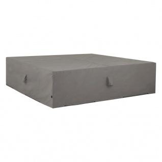 Madison Garten-Lounge-Abdeckung 100x100x70 cm Grau