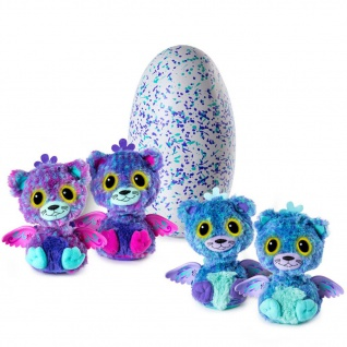 Hatchimals Zwillings-Peacats Surprise 6037096