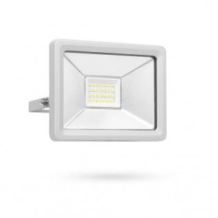 Smartwares LED-Flutlichtstrahler 20 W Grau FL1-DOB20