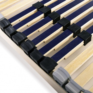 vidaXL Lattenrost mit 42 Latten 7 Zonen 100 x 200 cm - Vorschau 4
