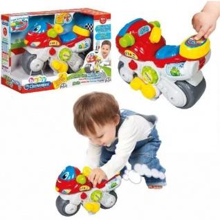 Clementoni Activity Motorrad Spielzeug 66767