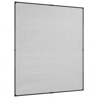 vidaXL Insektenschutz für Fenster Magnetisch 130x150 cm Fiberglas