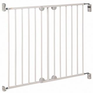 Safety 1st Schutzgitter Wall-fix Extending Weiß Metall 62-102 cm 2438431000
