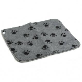 Beeztees Hundematte 62x44 cm Grau