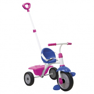 Smart Trike Fun Dreirad Rosa 1240400