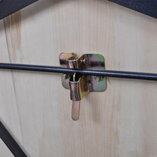 vidaXL Klappbarer Biertisch mit 2 Bänken 118 cm Tannenholz - Vorschau 2
