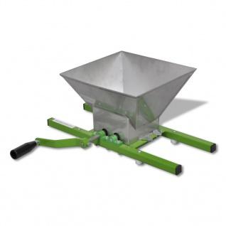 vidaXL Früchte-Mühle 7 L