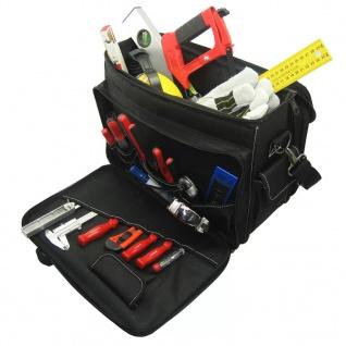 Toolpack Werkzeug- Notebook- Tablet-/ Zubehörtasche Multiplex 360.045