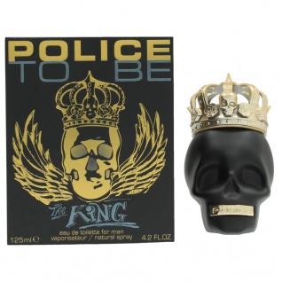 Police Eau de Toilette To Be The King Herren 125 ml