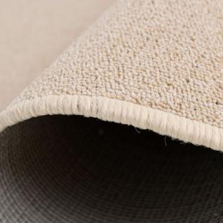 vidaXL Teppich Getuftet 80 x 150 cm Beige - Vorschau 3