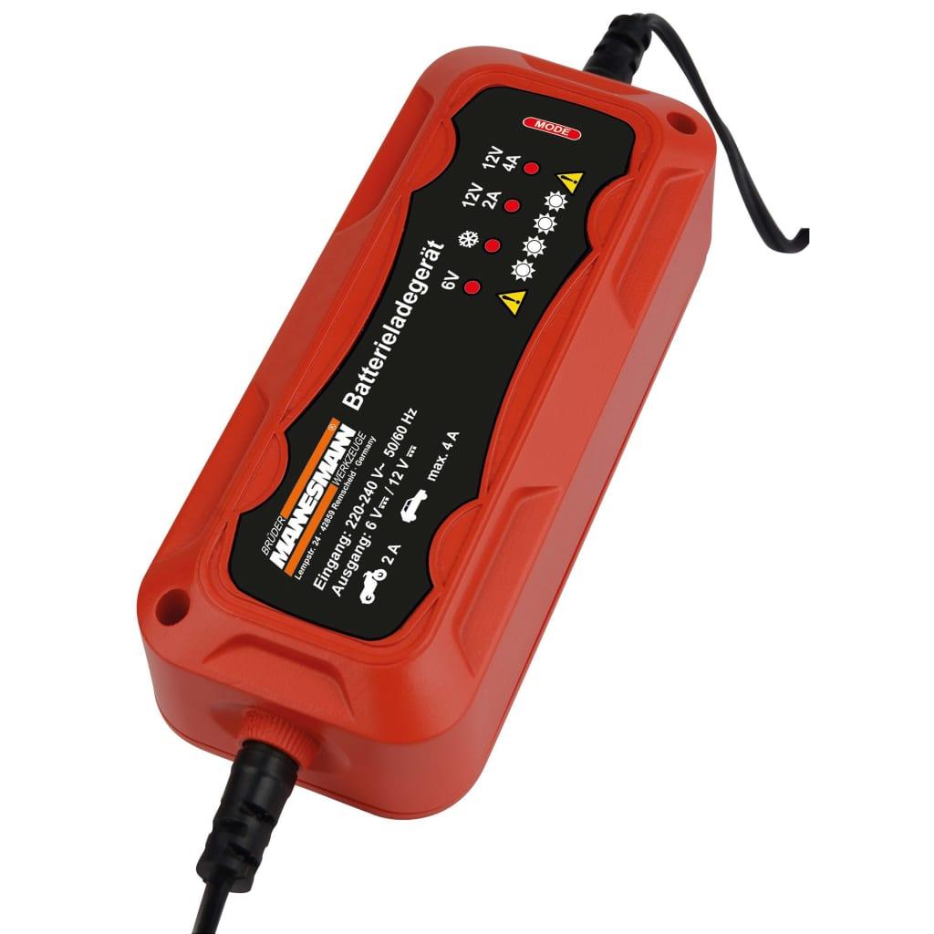 batterie-ladegerät brüder mannesmann