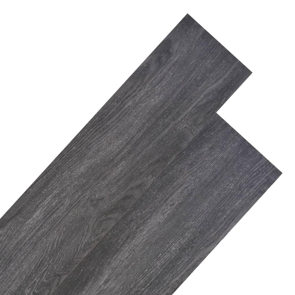 Vidaxl Pvc Laminat Dielen 5 26 M Schwarz Und Weiss Kaufen Bei