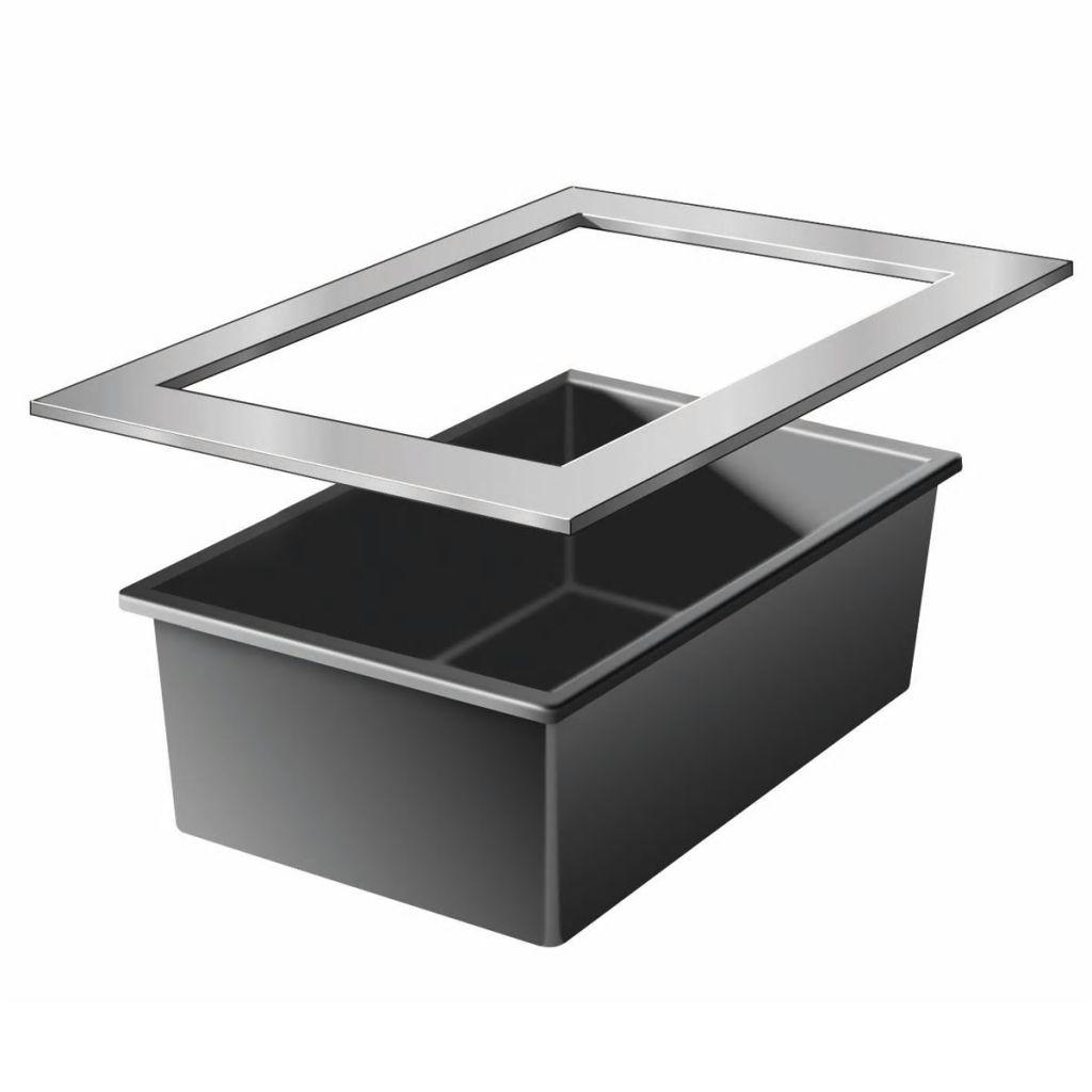 Ubbink Quadrat C3 Edelstahl Rahmen Von Teich Kaufen Bei Vida Xl