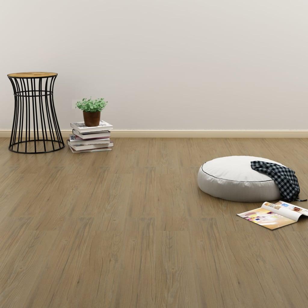 vidaxl pvc laminat dielen selbstklebend 3 51 m. Black Bedroom Furniture Sets. Home Design Ideas