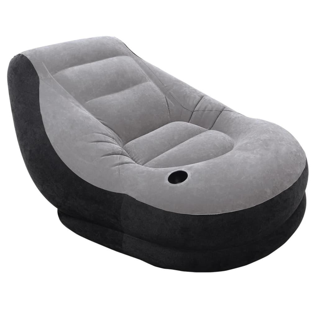 Intex Aufblasbarer Sessel Mit Sitzpuff Ultra Lounge Relax 68564np