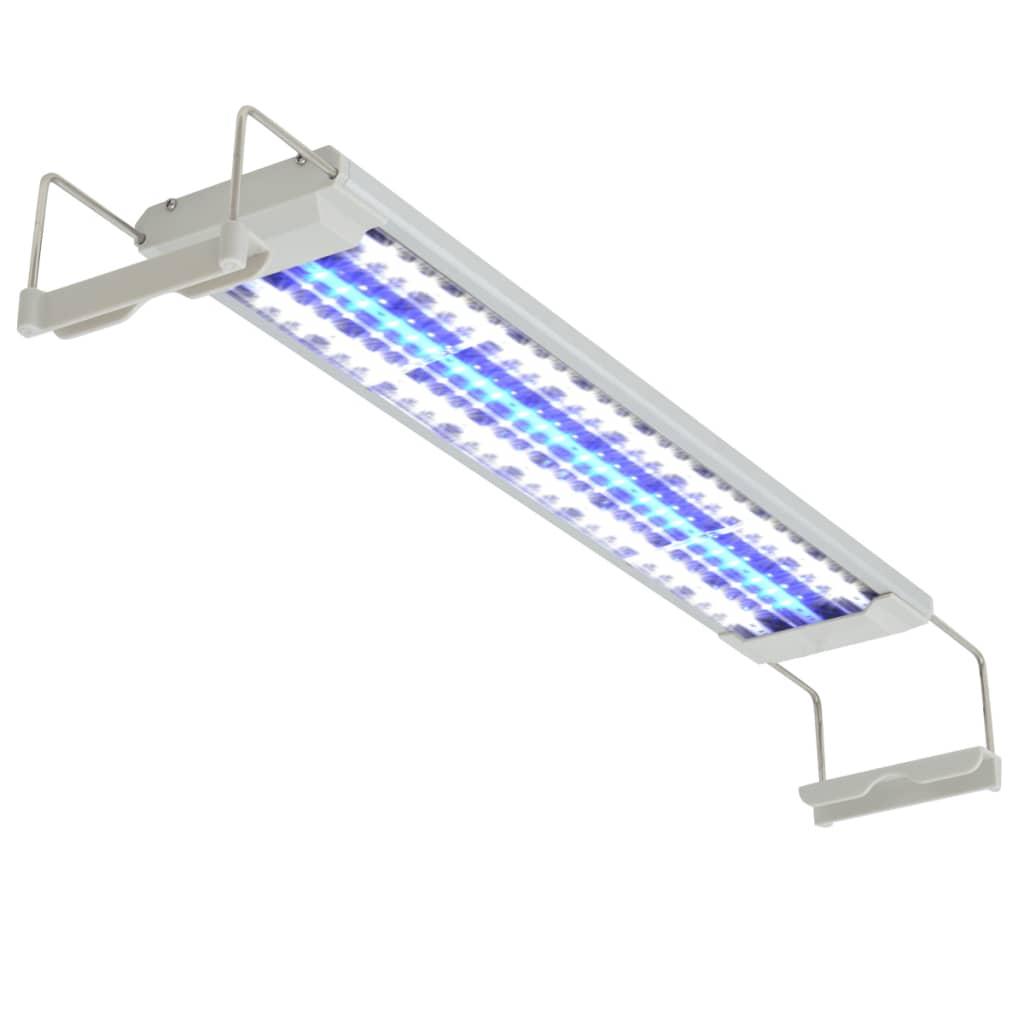 vidaXL Aquarium LED-Lampe 50-60 cm Aluminium IP67 - Kaufen bei Vida ...